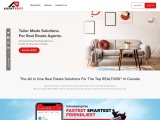 Agent Roof Cheap real estate website developers in Canada.