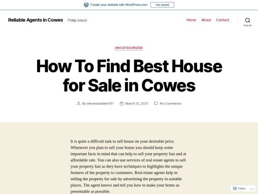 Check Best House for sale in Cowes