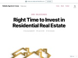 Right Time to Invest in Residential Real Estate