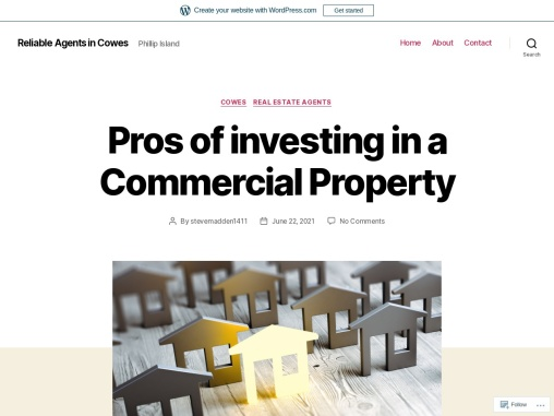 Pros of investing in a Commercial Property