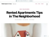 Rented Apartments Tips in The Neighborhood