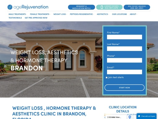 Brandon Weight Loss & Hormone Therapy Clinic