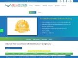 CSM Certification Online Training