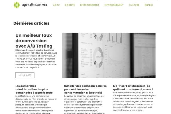 aguaslindasnews.com