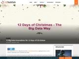 12 Big Data Innovations for 12 Days of Christmas