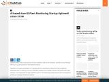 AI-based Asset & Plant Monitoring Startup UptimeAI raises $1.5M