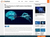 AI Drug Discovery Co. XtalPi Invests in Novel Biotech PhoreMost
