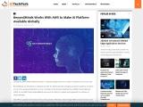 BeyondMinds Works With AWS to Make AI Platform Available Globally