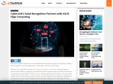 CyberLink's Facial Recognition Partners with ASUS Edge Computing
