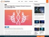 Genomic Diagnostics Company Veracyte Announces Key Leadership Hires