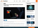 Mastercard to Acquire Digital Identity Verification Leader, Ekata