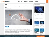 Medicus IT Named to 2021 Top 100 Vertical Market MSPs