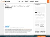 RPA-driven Kofax Wins PrintIT Award for Best MFP Business App