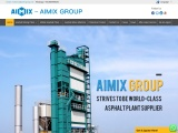 AIMIX Asphalt Mixing Plant for Sale