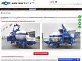 Aimix Group concrete-pump for hot sale