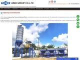 mini-concrete-batching-plant for hot sale