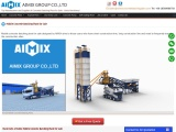 mobile-concrete-batching-plant for hot sale