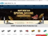 AIMIX GROUP IN CHINA – A BLOCK MACHINE MANUFACTURER