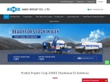 Aimix Group – Construction Machinery in Indonesia