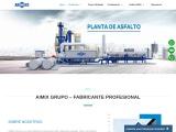 AIMIX Grupo – Fabricante De Máquinas Industriales