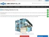 brick-making-machine-for-sale in Aimix