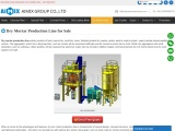 dry-mortor-production-line-for-sale