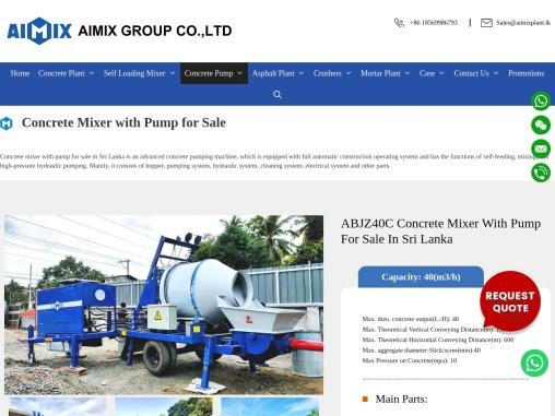 concrete-mixer-with-pump-for-sale-in-sri-lanka
