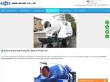 diesel-concrete-pump-for-sale-in-thailand