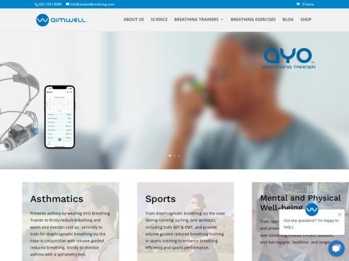 -Aimwell Breathing Respirators-