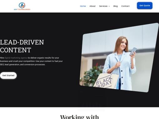 Digital & Social Media Marketing   SEO   Page Ranking   Page Promotion