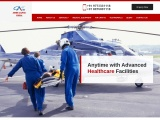 Most Trusted – 24*7 Air Ambulance Service In India | Call @ 9773331118