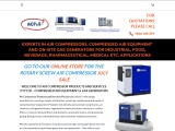 Air Compressor Products | Visit our website