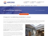 Air Conditioning Installation – Best Aircon Fitter Near You in London