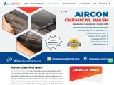 Aircon chemical wash – Airconpros