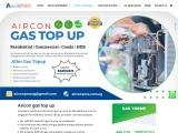 aircon gas top-up service –  Airconpros