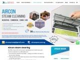 Aircon steam cleaning – Airconpros