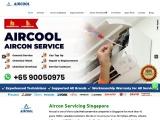 Aircon servicing and service company