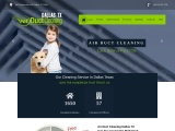 Air Duct Cleaning Dallas –  Highly Trained Cleaners