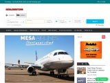 Mesa Airlines Online Check in – Mesa Airlines Check in Time