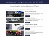 London Chauffeurs & Executive Transfers Services in UK