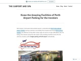 Know the Amazing Facilities of Perth Airport Parking for the travelers