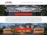 Heating and Air Conditioning in Greer SC, HVAC 864-250-4328