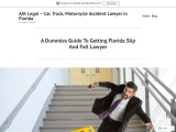 A Dummies Guide To Getting Florida Slip And Fall Lawyer