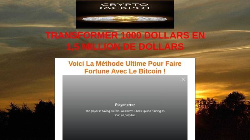 transforme 1000 dollars en 1.5 million de dollars
