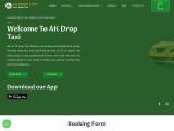 AK Drop Taxi – Book Taxi, Tours, Travels, Cab, Car Rentals Hire Services