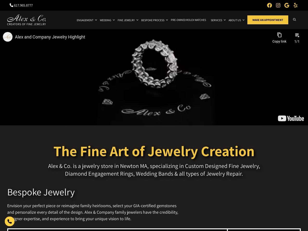 Buy Diamond Engagement Rings in Newton, MA