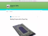 Prayer Matts – An Islamic Rug for Your Prayer Mat