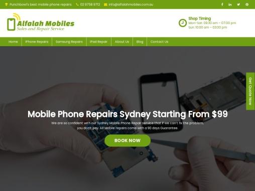 Alfalah Mobiles | Mobile Phone Repair Store