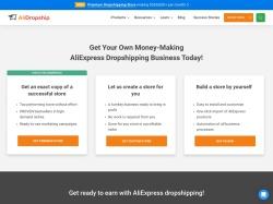 Alidropship.com Codigos de Descuentos screenshot