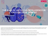 Role of Artificial Intelligence in Vaccine development